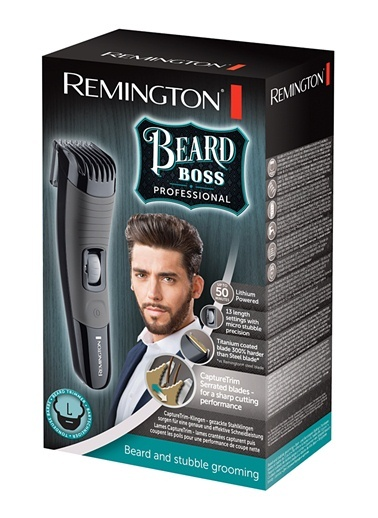 MB4130 Beard Boss Pro Traş Makinesi-Remington